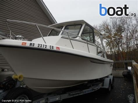 Maycraft Boat Review by Maycraft 2300xl Pilothouse For 39 900 Usd For Sale At Boat