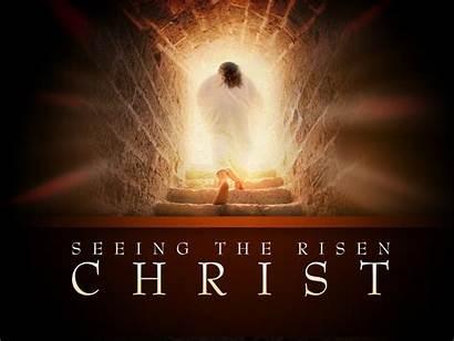 Risen He Jesus Christ Christian Wallpapers Easter