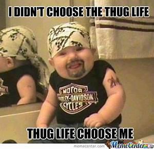 The Thug Life by Shisha - Meme Center
