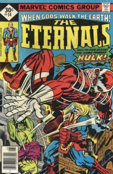 Eternals 19 (Marvel Comics) - ComicBookRealm.com