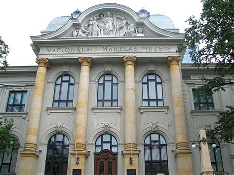 Latvijas Nacionālais mākslas muzejs - MumsPatik.lv