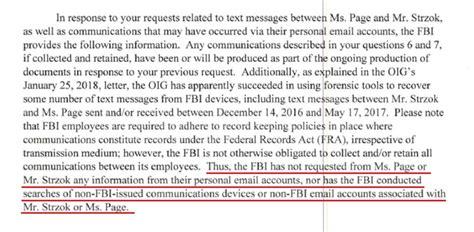 DOJ Inspector General Updates: Testimony Postponed, FBI