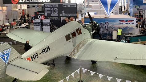 The 'new' Junkers F 13 - AOPA