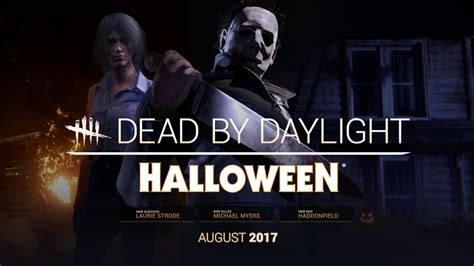 Michael Myers Comes To Ps4 And Xbox One