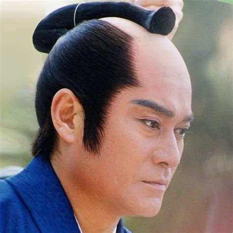 warrior chonmage hairstyles  strong men