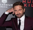Gerard Butler gushes over new movie The Vanishing as he ...