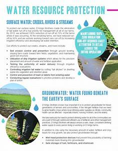 Farm Water Conservation and Protection - Andy Boy