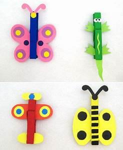 Bricolage Bois Facile : les pinces linge pense b te un bricolage facile faire avec les enfants grandir avec ~ Melissatoandfro.com Idées de Décoration