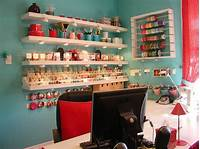 craft room organization ideas 14 Ideas To Help You Organize Your Craft Room