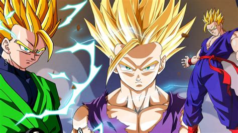 Dbz Wallpaper Goku And Vegeta Top Ten Badass Transformations In Dbz Otakukart