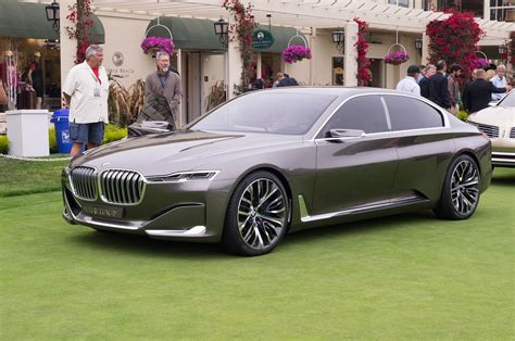 future bmw bmw planning 9 series four door coupe i6 electric sedan