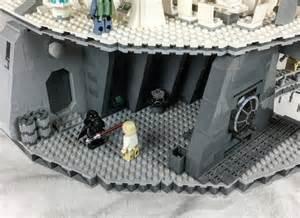 LEGO Cloud City Front