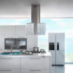 kitchen island vent hoods quot pearl white quot by futuro futuro designer glass island range contemporary range hoods