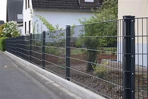 Doppelstabmattenzaun Anthrazit 8 6 8 : panele ogrodzeniowe 2d producent metallko ~ Buech-reservation.com Haus und Dekorationen