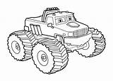 Truck Cartoon Monster Awesome Coloring Pages Printable Cars Mater Drawings Tow Categories sketch template