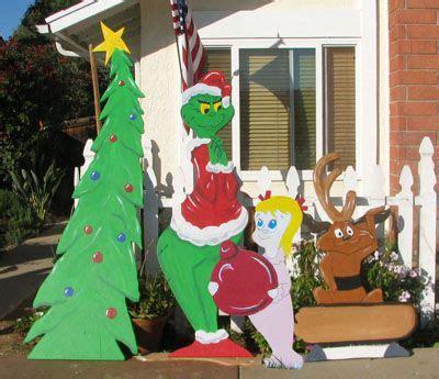 wood christmas yard decoration patterns christmas