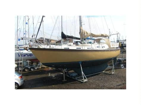 Sailboat Vancouver by Vancouver 32 In Suffolk Sailboats Used 81001 Inautia
