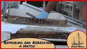 3 Steps To A Dry Boat And Solid Deck Core