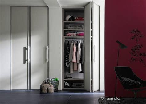 new raumplus bi fold door contemporary closet