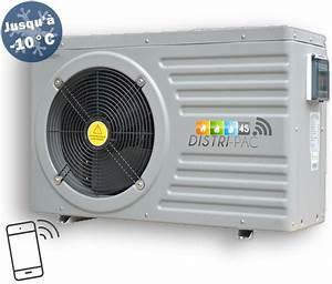 Pompe à Chaleur Gaz Prix : pompe chaleur distri pac 4s 4 saisons wifi distripool ~ Premium-room.com Idées de Décoration