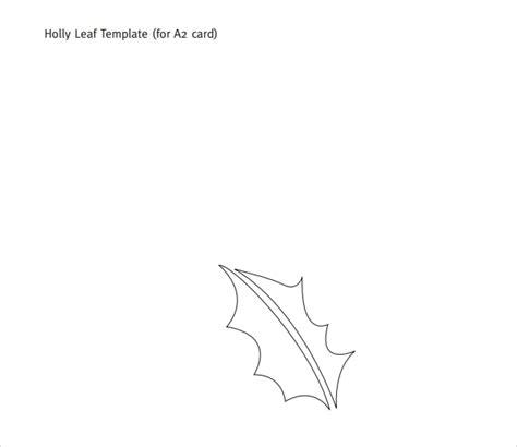 leaf templates