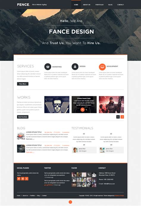modern website layout designs  inspiration  examples