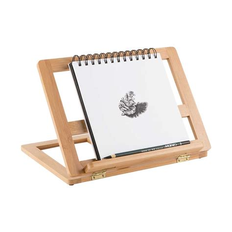 creative mark tao bamboo table easel  drawing stand