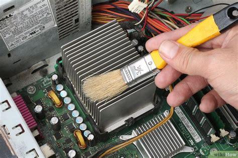 como limpiar por dentro una computadora ordenador