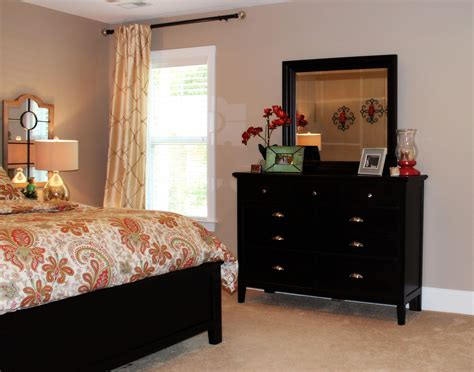 Bedroom Decor Transitional by Transitional Master Bedroom Makeover In Hstead Nc A