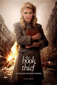 The Book Thief Movie Trailer #TheBookThief - Classy Mommy