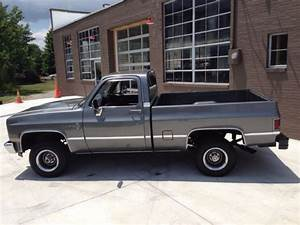 1987 Chevy Custom Deluxe For Sale
