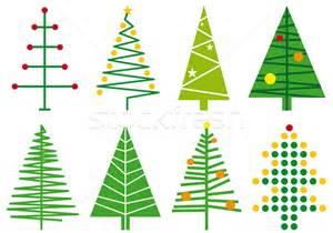 simple christmas tree designs vector vector illustration 169 beaubelle 420207 stockfresh