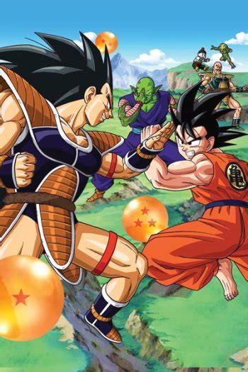 Anime Dragon Ball Dragon Ball Z Anime Planet