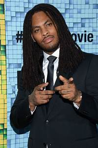 Waka Flocka Flame's Car Mysteriously Catches Fire In Mexico
