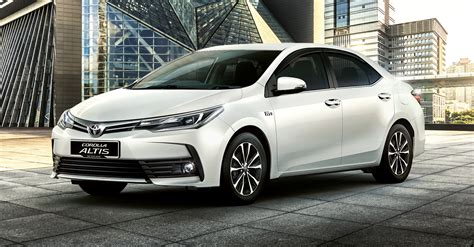 Toyota Corolla Altis Picture by Toyota Corolla Altis Facelift Malaysian Specs Revealed