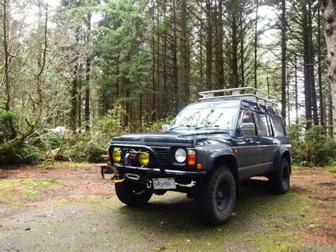 nissan safari lifted 1991 nissan safari patrol high roof turbodiesel vehicles