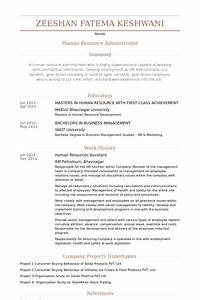 human resources assistant resume samples visualcv resume With hr assistant resume