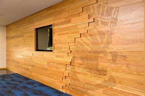 Trending: Wood Feature Walls