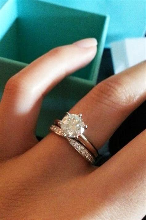 best 25 tiffany wedding bands ideas on pinterest