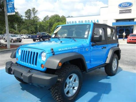 jeep wrangler rubicon   sale stock