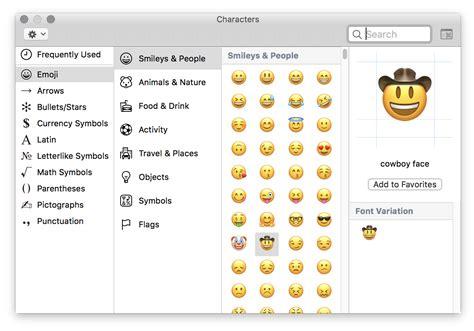 Keyboard Symbols & Emojis