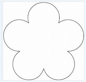 Best Photos Of Printable Flower Petals Cut Out Template
