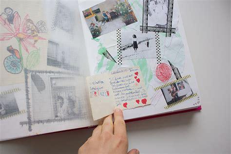 erinnerungsbuch selbst gestalten wie bastelt eigentlich ein scrapbook eine kleine anleitung ideensammlung kreativlabor