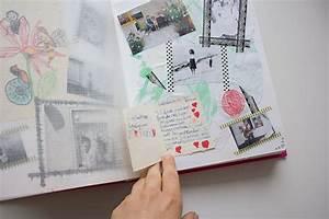 Tagebuch Selber Machen : wie bastelt man eigentlich ein scrapbook eine kleine anleitung ideensammlung kreativlabor ~ Frokenaadalensverden.com Haus und Dekorationen