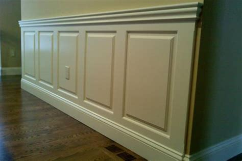 paneling wainscoting wainscoting panel classic raised panel kitchen chester fie flickr