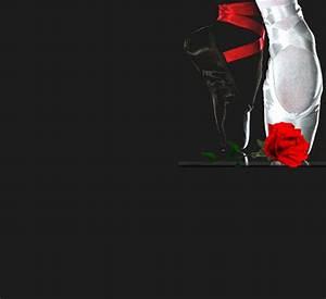 black and white ballet shoes by BattleAlchemist on DeviantArt