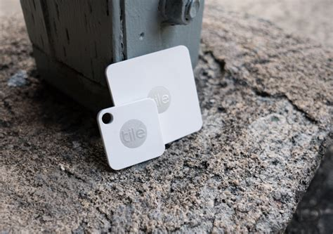 small tile mate bluetooth tracker tile mate is a smaller more refined bluetooth tracker