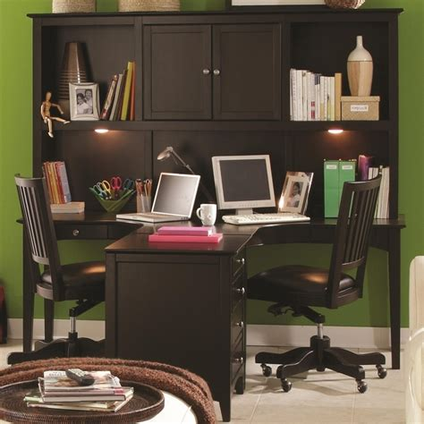 two person desk home office furniture two person home office furniture 28 images two person