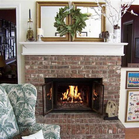 fireplace makeover ideas fireplace mantle decorating ideas designs  pictures pic