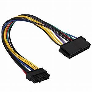 14 To 24 Pin Adapter : neortx 24 pin to 14 pin psu main power supply atx adapter ~ Jslefanu.com Haus und Dekorationen